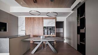 如何打造「暖心感 + 設計感」美型餐廚?設計師用這 6 美招改善廚房收納、烹飪動線