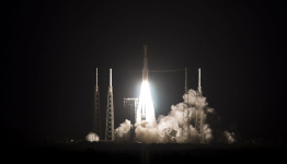 """NASA spacecraft """"Lucy"""" embarks on mission to explore asteroids"""
