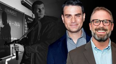 The Ugly Backstory of Ben Shapiro's First Movie 'Run Hide Fight'