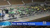 President Joe Biden Officially Wins Arizona