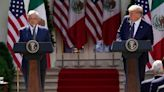 Mexico's reported coronavirus cases hit 1-day high during president's visit to Washington