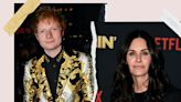 Courteney Cox Is More Than Just Friends With Ed Sheeran — She Sings On His Albums