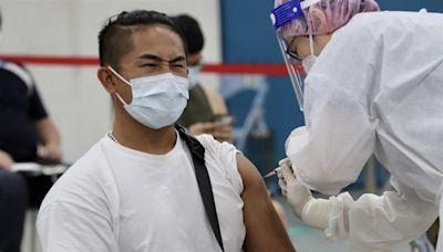 全台疫苗涵蓋率逼近5成 累計接種逾1317萬劑