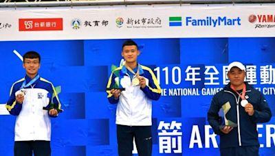 湯智鈞勝蘇于洋 全運會個人賽奪金