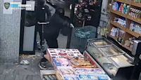 NYPD searching for gunman in Harlem store shooting