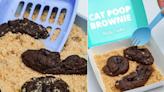 Cookie shop sells Halloween brownies that look like literal crap