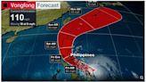 黃蜂豪雨轟炸菲律賓 台灣週末剉咧等