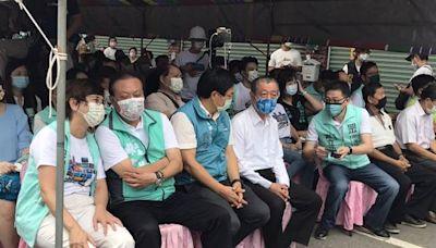 民眾黨屏東縣黨部成立藍綠都出席 謝立功:2022不排除與他黨合作