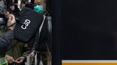 六四集會案 12被告將認罪 黎智英等8人否認指控11月審
