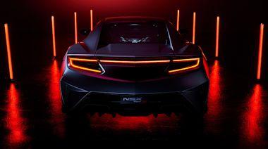 Honda NSX停產前最後一搏 Type S車型預告8月13日發表