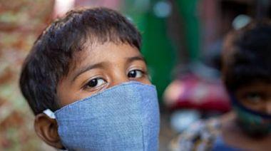 【有片】世界展望會分享疫情下心碎故事 持續援助兒童