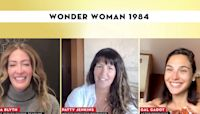 """Patty Jenkins & Gal Gadot On 'Wonder Woman 1984': """"How Do You Use A Superhero To Inspire The People ..."""