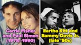 30 Legendary Celebrity Couples That Millennials Had No Idea Existed And Baby Boomers Still Go Bananas For