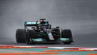 Mercedes reveal where Lewis Hamilton would've finished if he hadn't taken pit stop