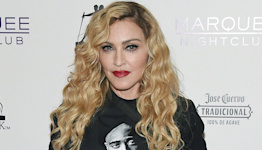 Madonna Says She is 'Almost Finished' with the Script for Her Upcoming Biopic