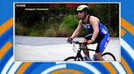 Ironman triathlete triple threat