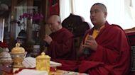 For US teen Buddhist lama: faith, school, sports