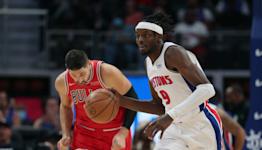 Detroit Pistons game vs. Chicago Bulls: Time, TV channel, more info