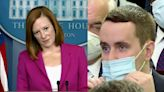 WATCH: Jen Psaki Shoots Down Reporter Who Uses Cuomo to Dredge Up Old Biden Accusations