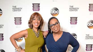 Gayle King Says She and Oprah Don't Exchange Christmas Gifts: 'We Don't Really Need Anything'