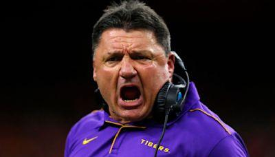 Coach O Has A Blunt Message For Oklahoma, Texas