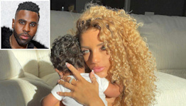 Jena Frumes Promises to Give 4-Month-Old Son 'All the Love I Never Had' After Split from Jason Derulo