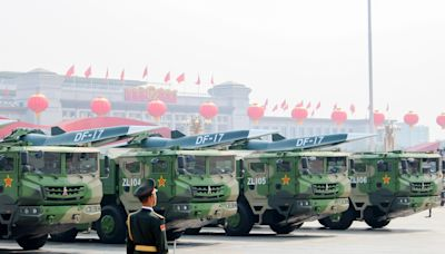 """China's reported hypersonic missile test """"an important surprise"""""""