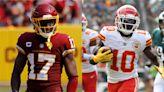 Washington vs. Kansas City Chiefs Week 6 inactives: McLaurin, Hill active