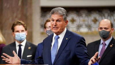 U.S. Chamber rewards Senators Manchin, Sinema for opposing Biden initiatives