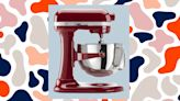 There's a secret sale happening on this pro KitchenAid stand mixer right now