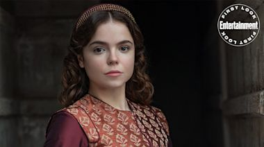 Don't lose your head! Get your first look at Anne Boleyn on The Spanish Princess