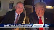 Wisconsin speaker meets with Trump