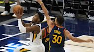 Jazz rout Warriors for 8th straight; Curry now 2nd all-time in 3s