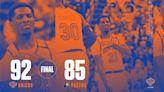 NBA/尼克全員得分 擊敗第5溜馬