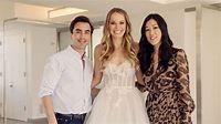 Caroline Wozniacki Wears Custom Oscar de la Renta to Her Wedding Under the Tuscan Sun | Vogue