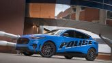"""Ford considers """"purpose-built electric police vehicles,"""" offers Mach-E electric car for testing"""