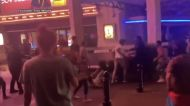 LVMPD investigating Strip brawls over Labor Day weekend
