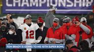 Tom Brady Shares Sweet Hug with His Son to Celebrate NFC Playoff Win, Heads to His 10th Super Bowl