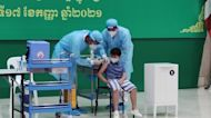 Cambodia starts vaccinating 6 to 12 year-olds
