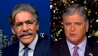Geraldo Rivera accuses Sean Hannity of 'gaslighting' his viewers on the Jan. 6 insurrection