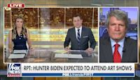 Hunter Biden expected to attend art expo, ethics questions raised