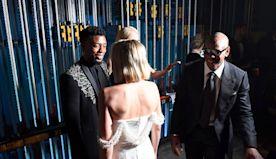 Margot Robbie Photos Photos: 90th Annual Academy Awards - Backstage