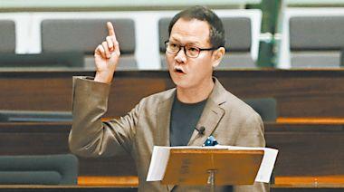 郭榮鏗傳舉家赴加國 梁家傑:無通知退黨 | 蘋果日報