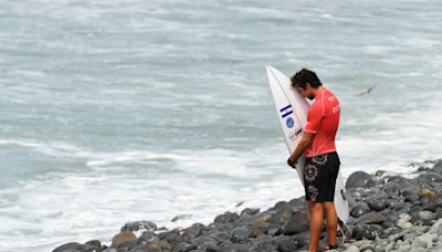 Surfing saved Salvadoran Olympic hopeful Bryan Perez from gangs and despair
