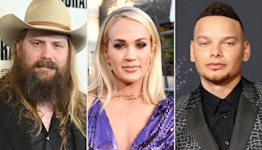 CMA Awards Adds Chris Stapleton, Carrie Underwood, Kane Brown and More to Performance Line-Up