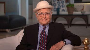 Norman Lear Accepts Carol Burnett Award at 2021 Golden Globes