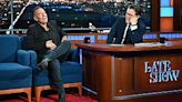 Bruce Springsteen sings 'The River,' torches Republicans on 'Stephen Colbert'