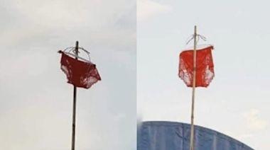 比氣象預報還準? 這家人「掛寡婦紅內褲」成功驅走暴雨