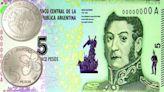 Billete de $5: extienden plazo para canjearlos por monedas