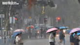 天氣:大致多雲 有驟雨雷暴 | 社會事